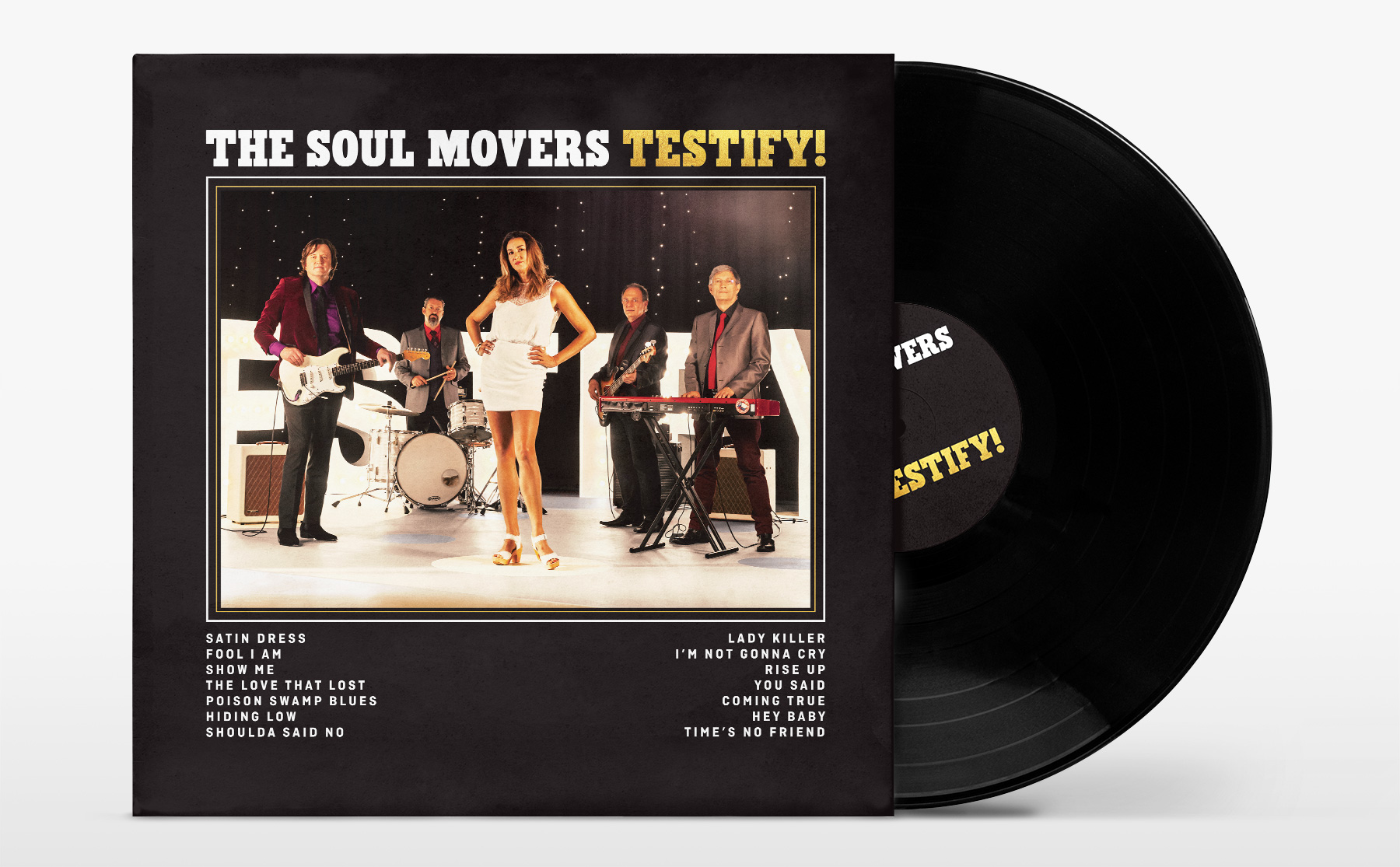 Honey Rogue Design The Soul Movers Testify