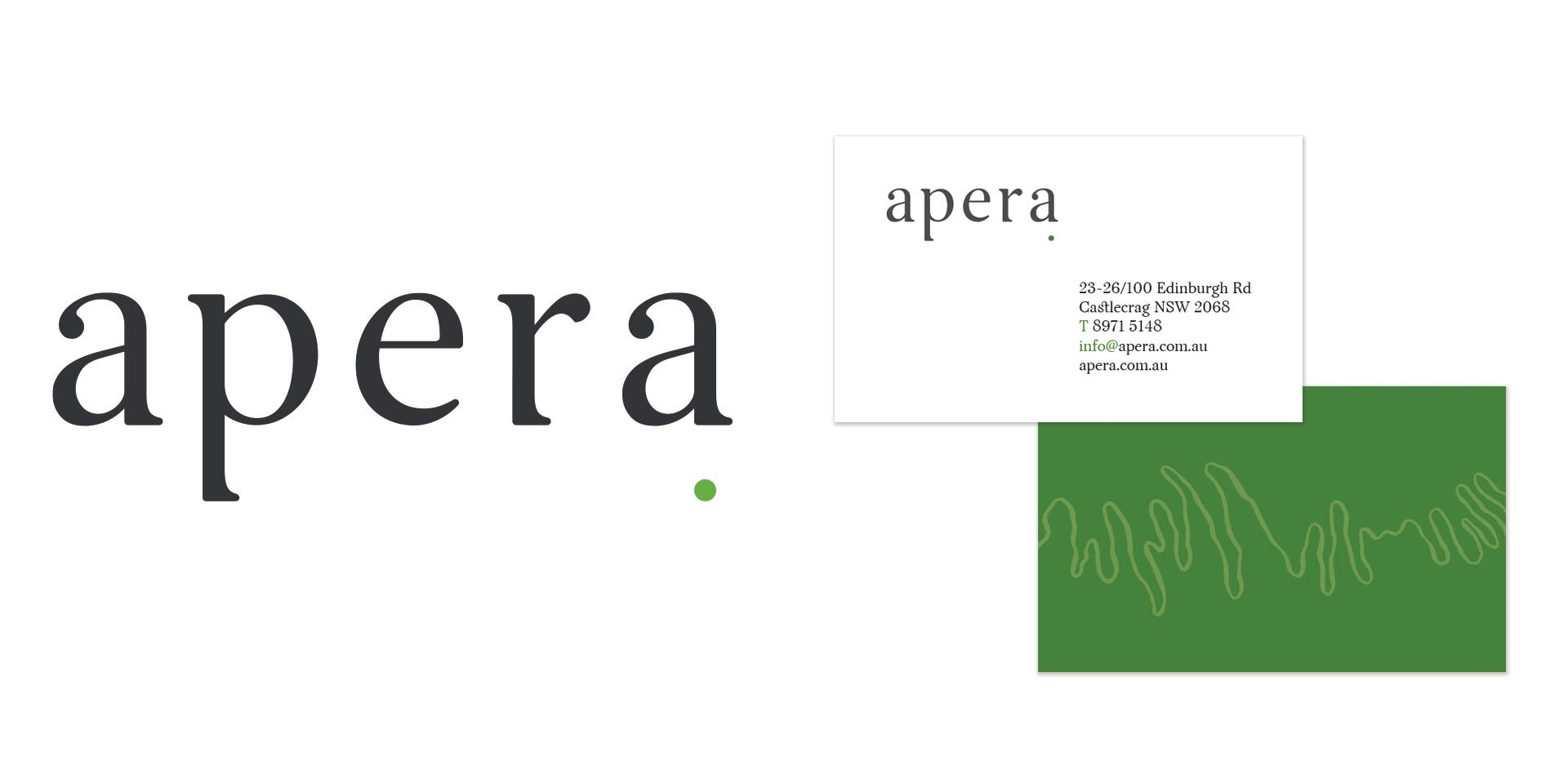 Honey Rogue Design Branding Apera