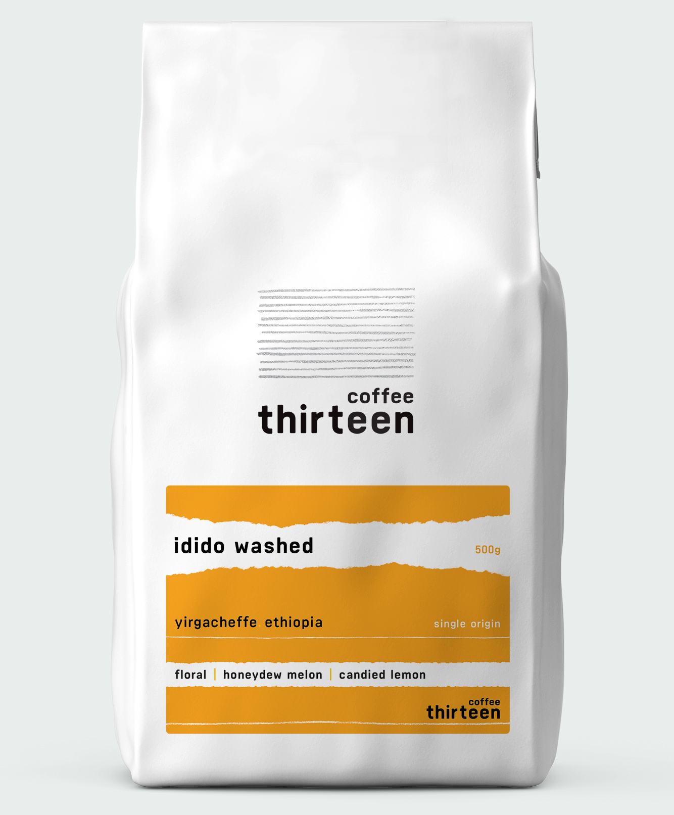 Honey Rogue Design Branding Coffee Thirteen