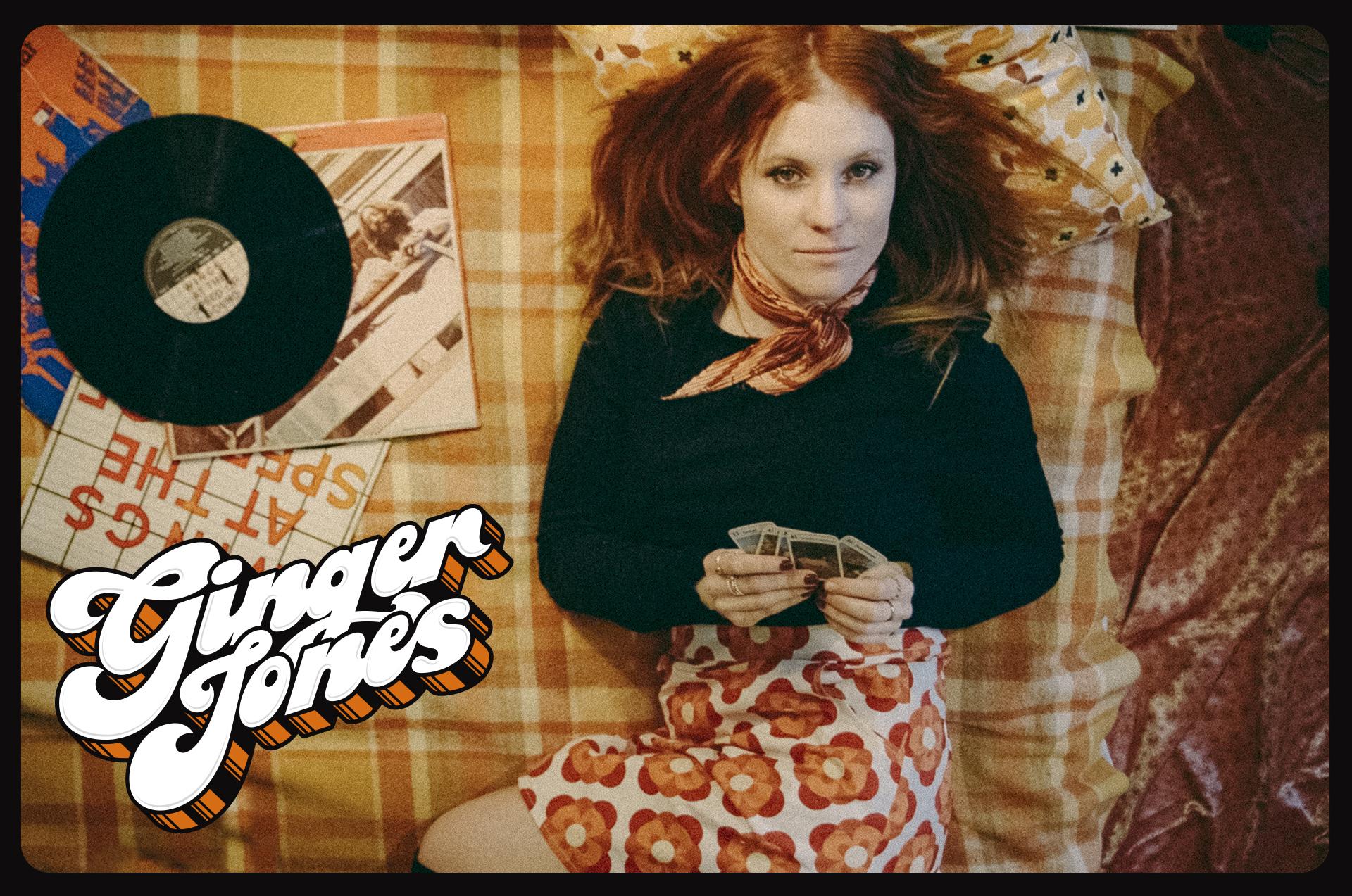 Honey Rogue Design Branding Ginger Jones