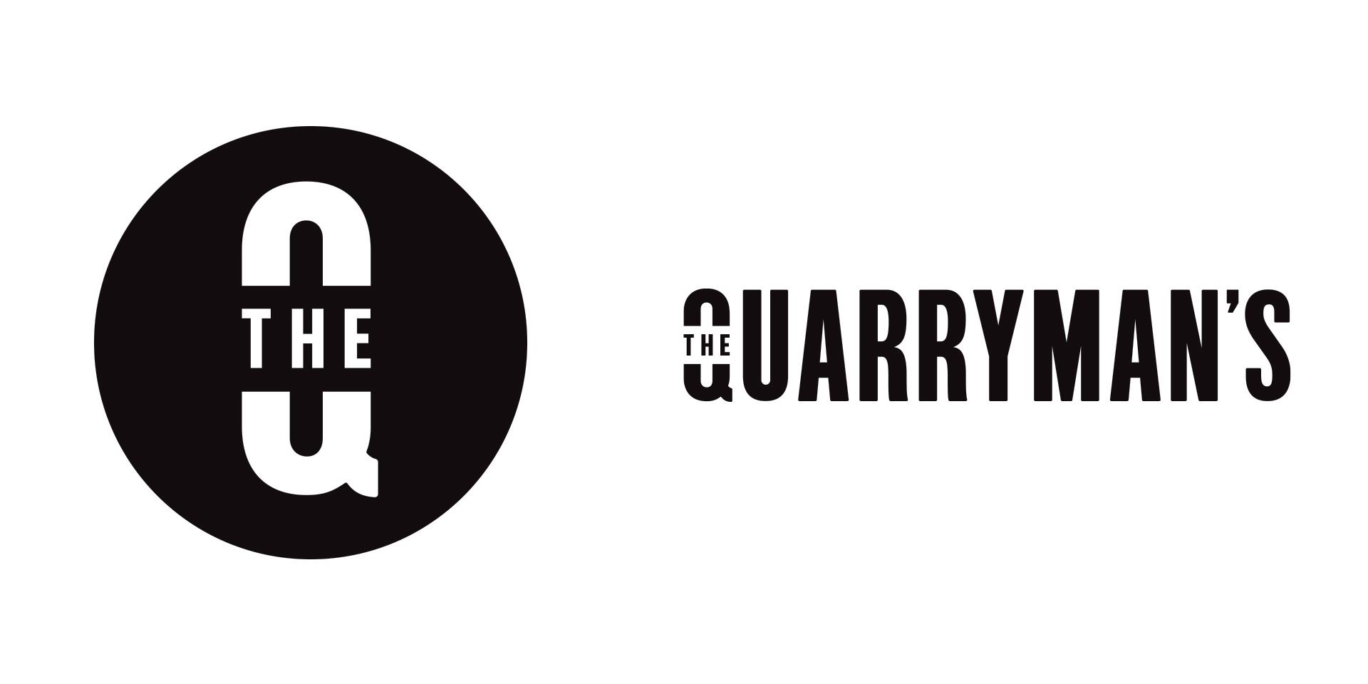 Honey Rogue Design Branding Quarryman's Hotel