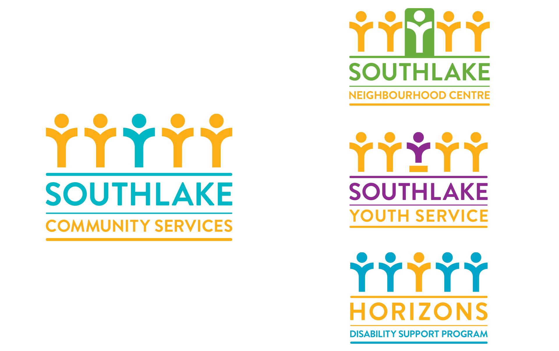 Honey Rogue Design Branding Southlake Community Services