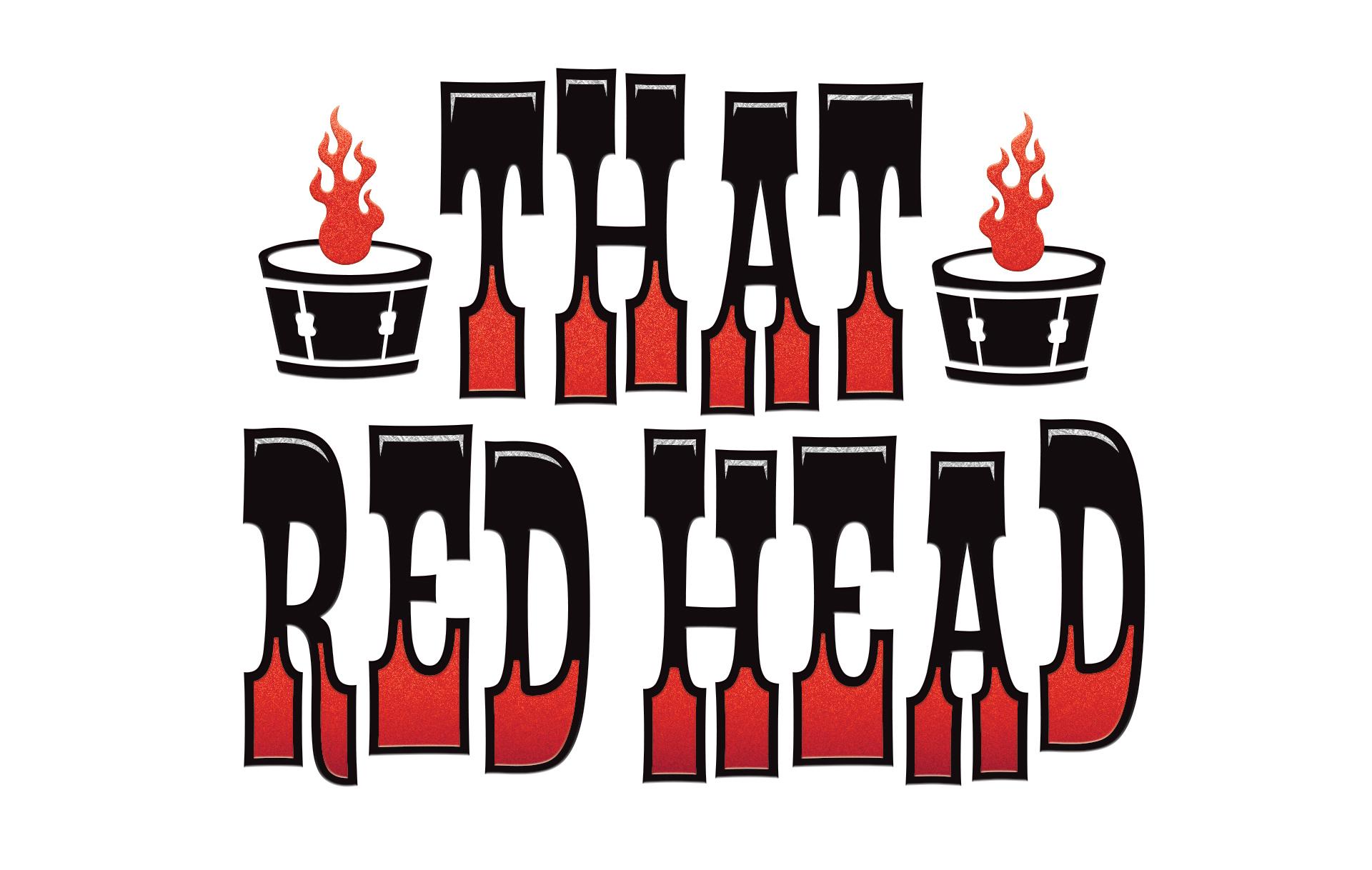 Honey Rogue Design Branding That Red Head