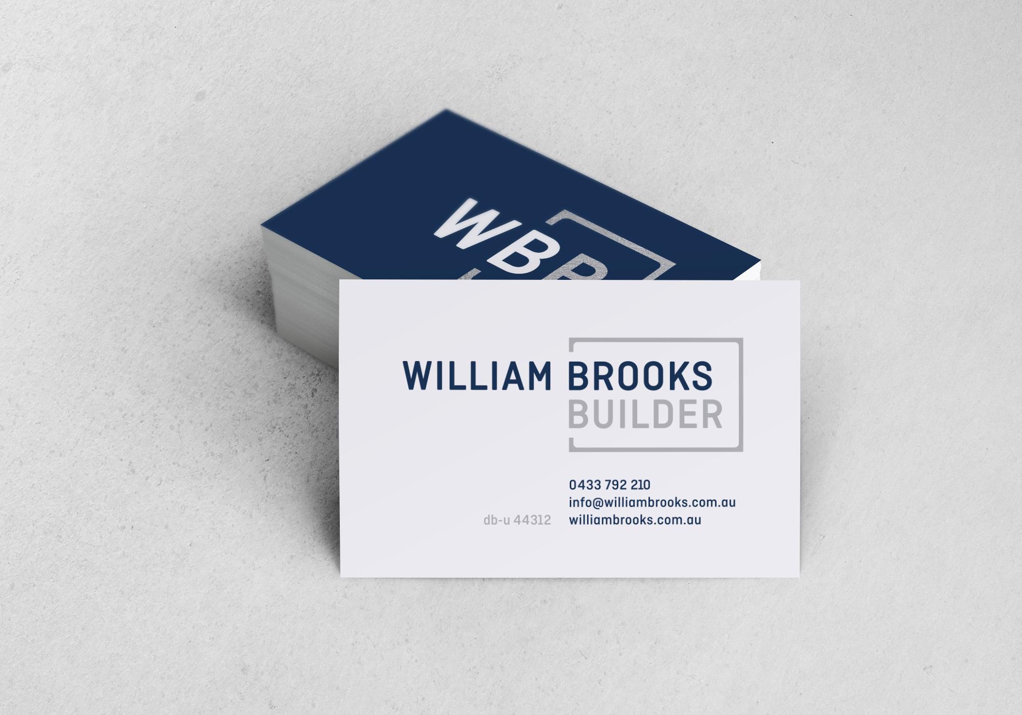 Honey Rogue Design Branding William Brooks Builder