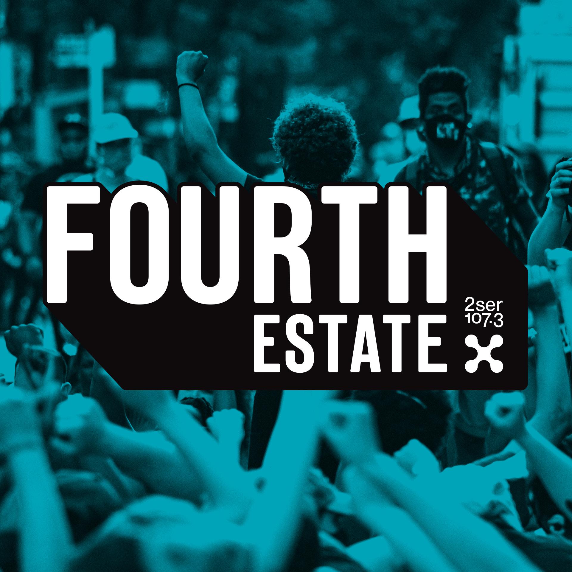 Honey Rogue Design Podcast Brand 2SER Fourth Estate