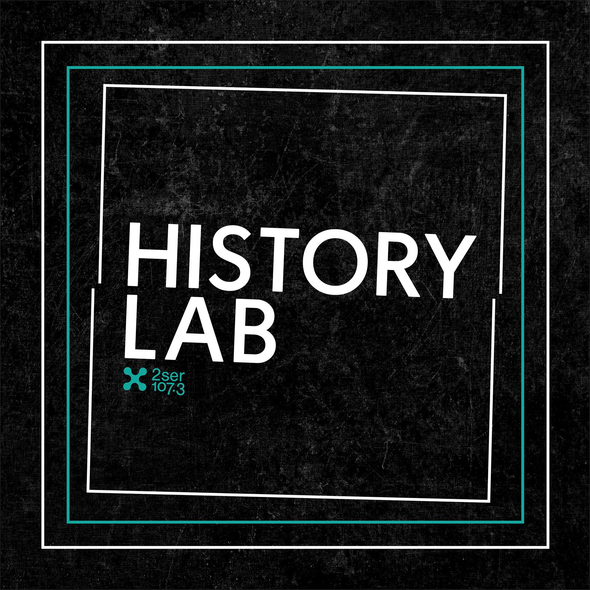 Honey Rogue Design Podcast Art 2SER History Lab