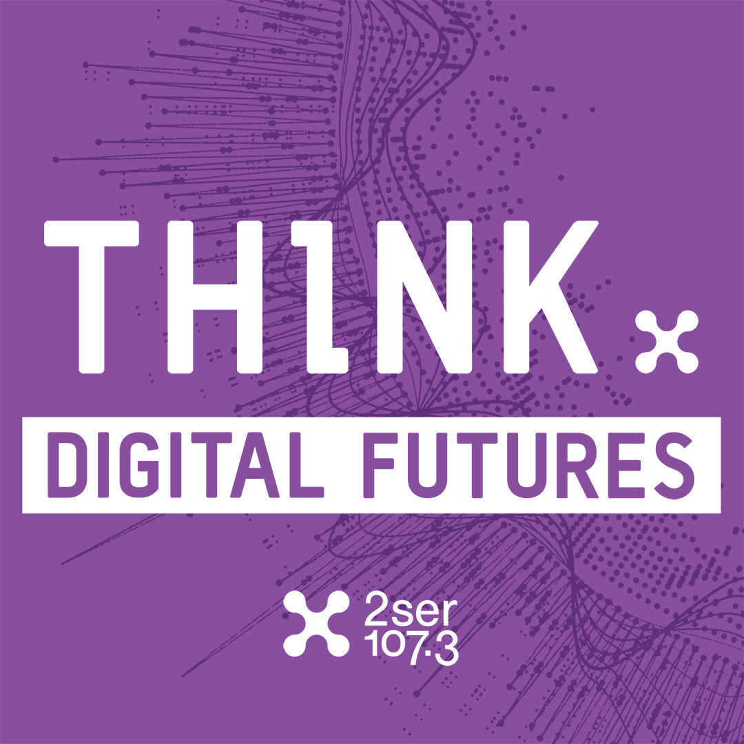 Honey Rogue Design Podcast Art 2SER Think Digital Futures
