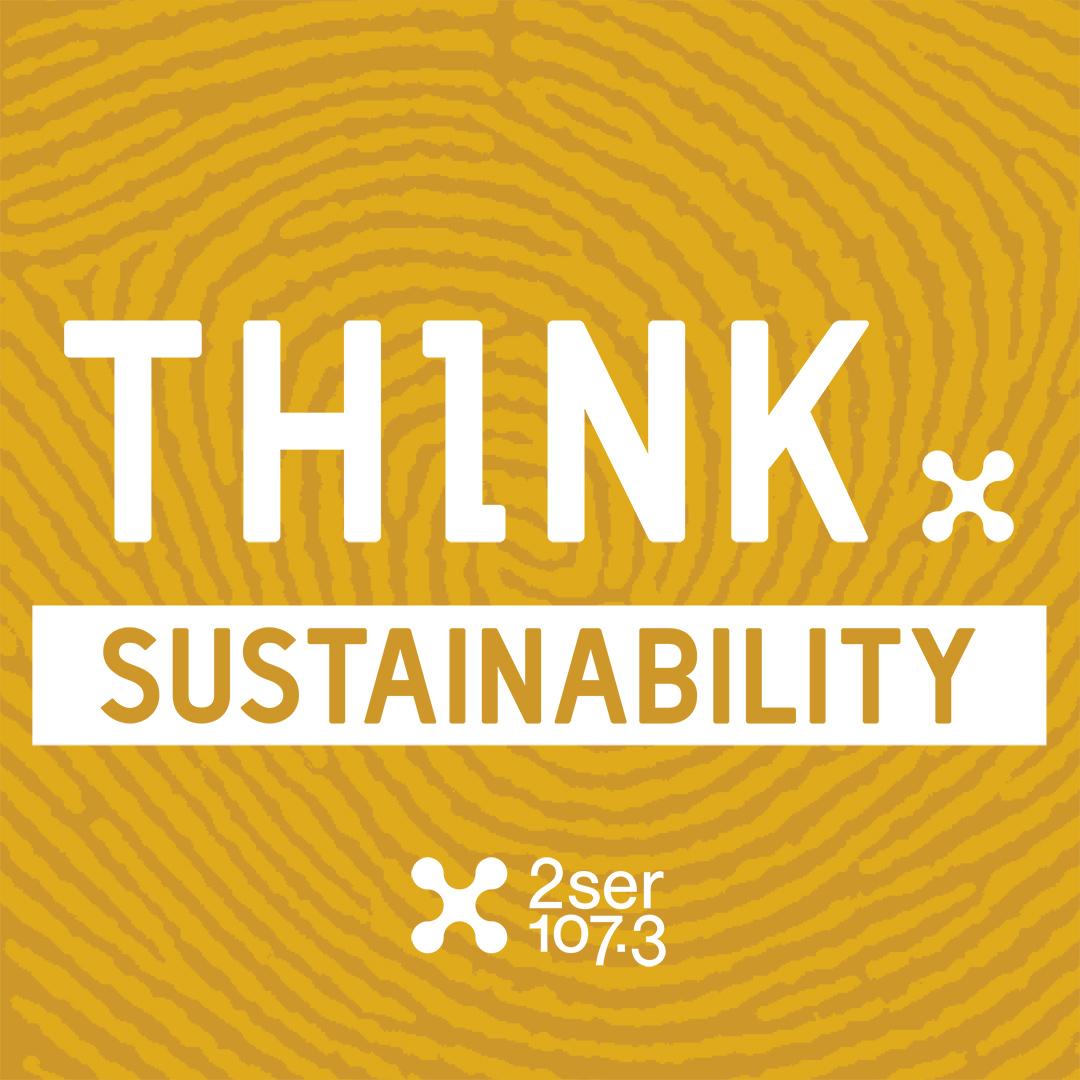 Honey Rogue Design Podcast Art 2SER Think Sustainability