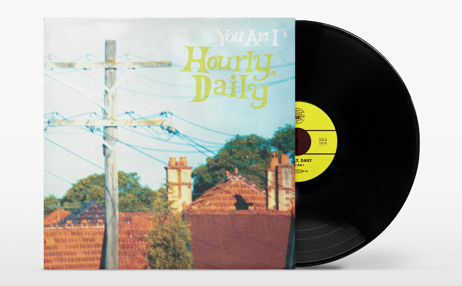 Honey Rogue Design You Am I Hourly Daily Reissue