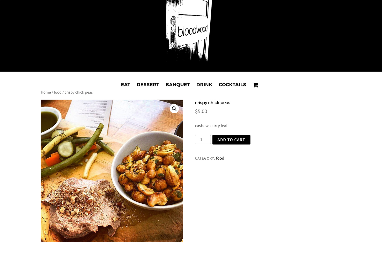 Honey Rogue Design Bloodwood Newtown Website