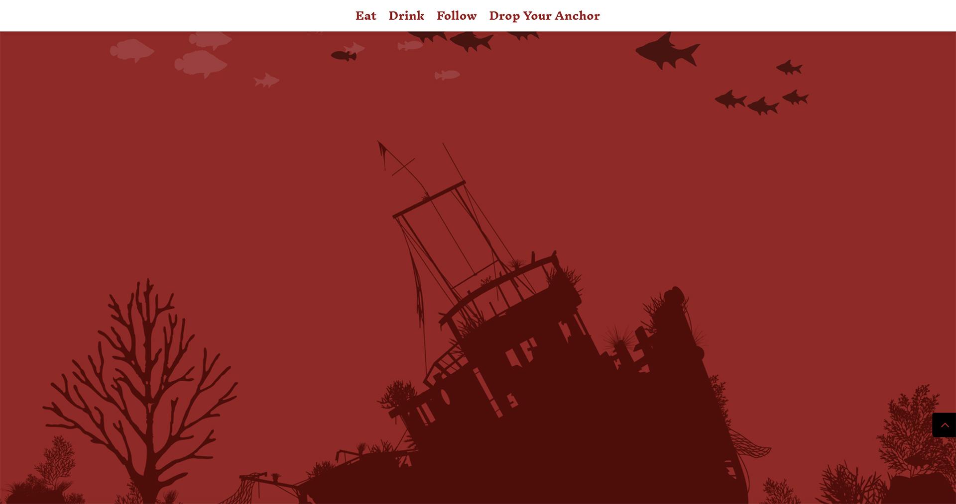 Honey Rogue Design The Ship Inn Website