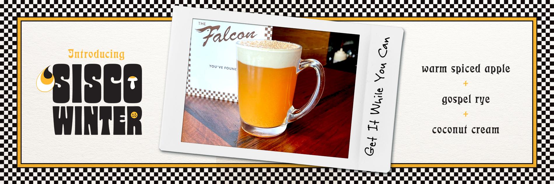Honey Rogue Design The Falcon Social Media